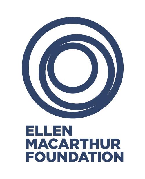 Ellen MacArthur Foundation (Фонд Эллен МакАртур) Logo